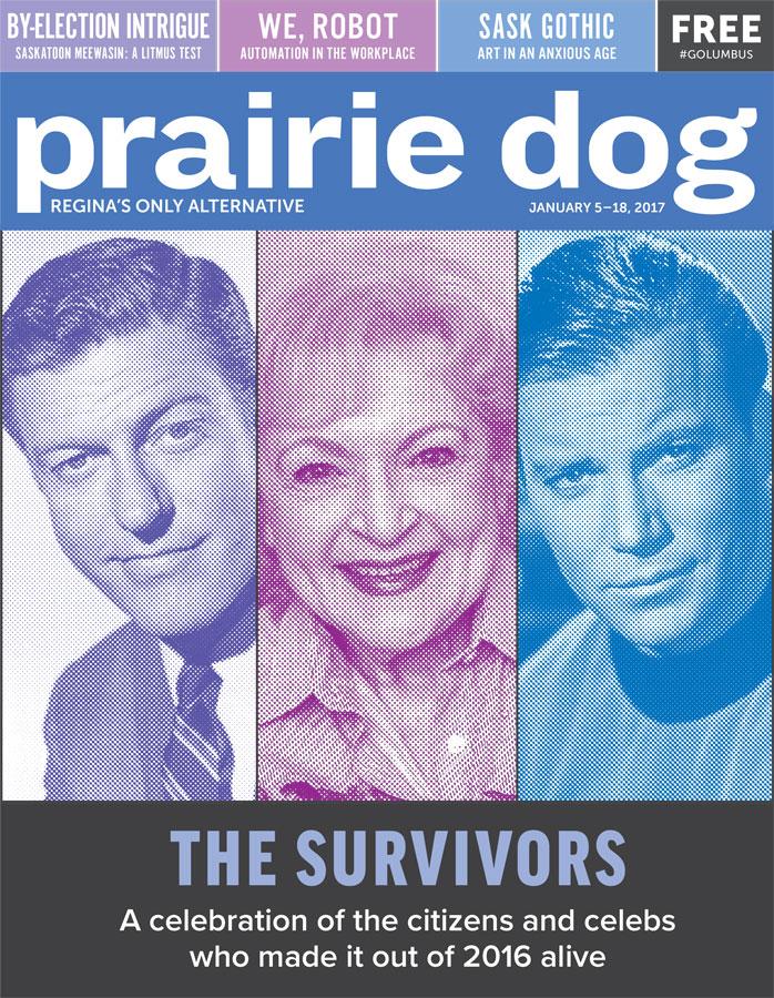 Prairie Dog cover Jan 5, 2017