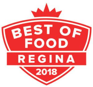 Best of Food Regina 2018
