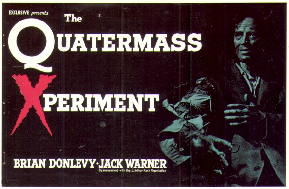 31 Days Of Hammer: The Quatermass Xperiment – Prairie Dog